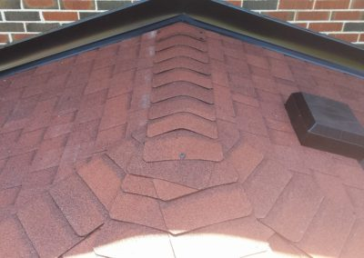 Vinyl roof