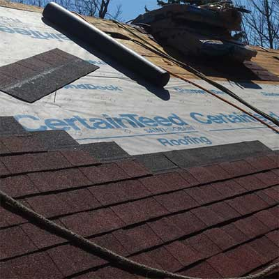 Roofing in Barrie, Ontario