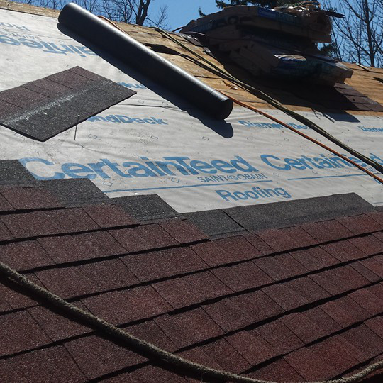 Roofing Replacement in Barrie, Ontario