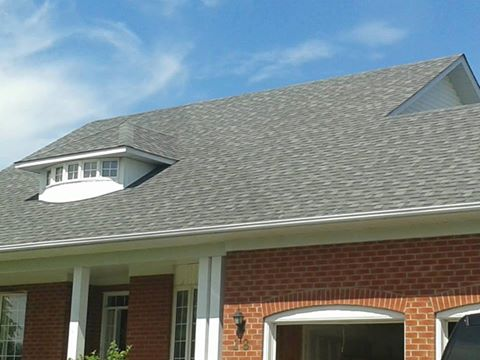 Shingle Roofing in Barrie, Ontario