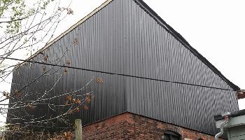 Metal Roofing Alliston On Peak Performance Roofing