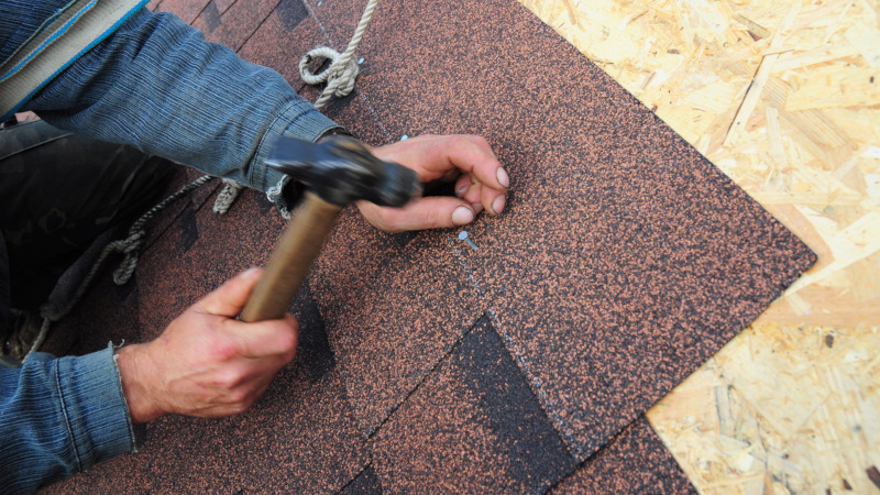 consider which type of roofing to use during your roofing replacement